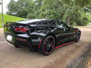 dream c7 corvette