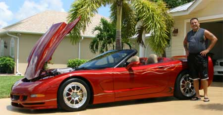 2002 C5 Corvettes for sale