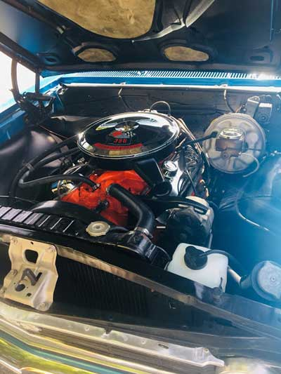 1966 chevelle ss for sale