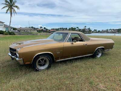 1970 ElCamino SS for sale