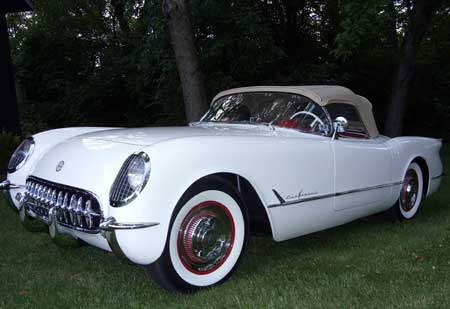 1955 Corvette for sale