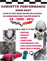 c6 corvette performance manual