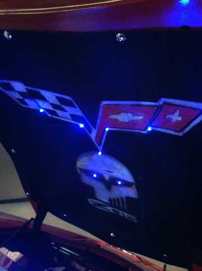 corvette led lighting
