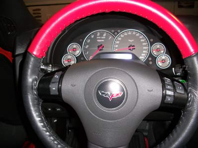 c6 corvette carbon fiber steering whell spokes
