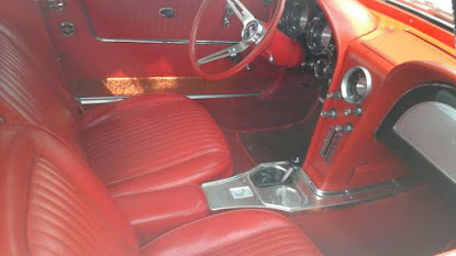 1963 split window coupe for sale
