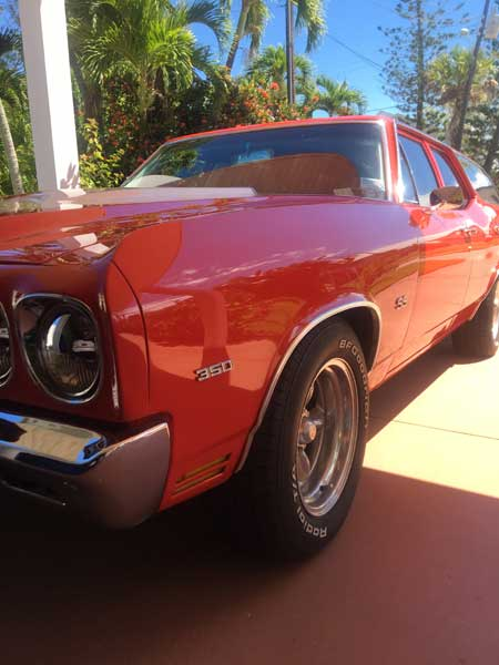 1979 Nomad for sale