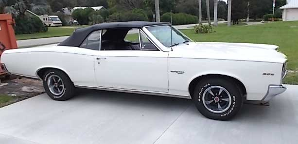 1967 pontiac tempest for sale