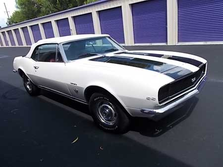 1967 camaro for sale