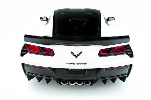 2018 Lingenfelter corvette grand sport for sale