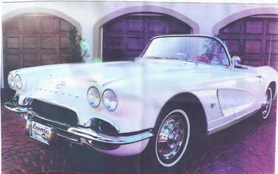 62 corvette for sale
