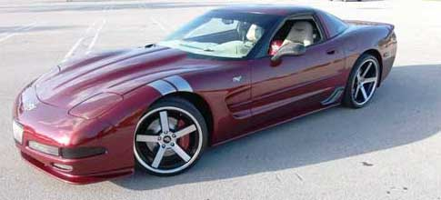corvette performance modifications