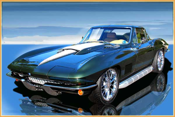 corvette web magazine