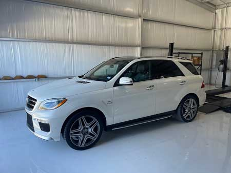 2015 mercedes benze ML63 AMG for sale
