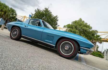 1967 corvette for sale